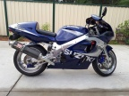 1996 GSX-R600 SRAD - Finished Project - 03