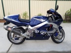 1996 GSX-R600 SRAD - Finished Project - 06